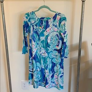 Lilly Pulitzer swing dress